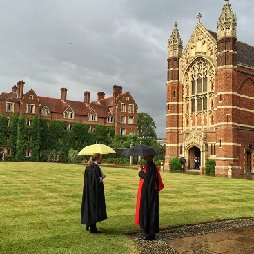 Old Court of Selwyn College